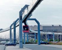 «Мортон» построит в Москве монорельсовую дорогу