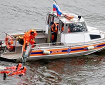 На Москву-реку выйдут четыре скоростных спасательных катера