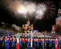 Фестиваль военных музыкальных коллективов «Спасская башня» пройдет в Москве