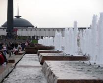 Сезон фонтанов в Москве начнется 28 апреля