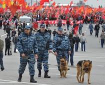 Безопасность в Москве на майские праздники обеспечат около 18 тыс. человек