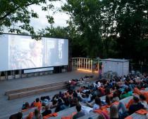 Проект «Кино под открытым небом» стартует в Подмосковье