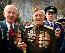 Подмосковные ветераны получат к Дню Победы денежные выплаты