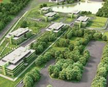 На северо-западе Москвы построят новый бизнес-парк