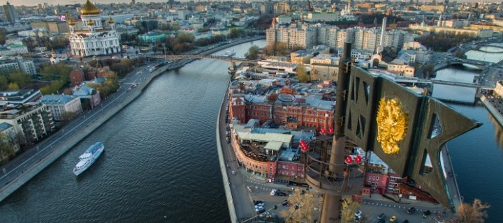 В Москве пройдет саммит Культурного форума мировых городов