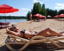 К купальному сезону в Подмосковье откроется до 30 новых пляжей