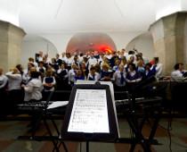 Москва готова к опере на станции метро «Кропоткинская»