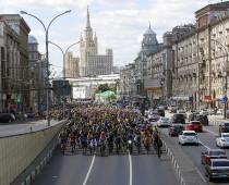 Московский велопарад приглашает всех желающих 29 мая