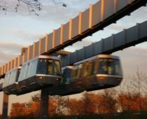 Тестовый запуск подвесного метро в Подмосковье запланирован на 15 июня