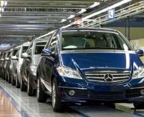 Производство Mercedes-Benz в Подмосковье может начаться в 2019 году