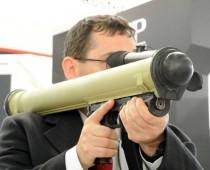 В Туле создали самый маленький и легкий в мире гранатомет