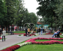 В московских парках обучат иностранным языкам