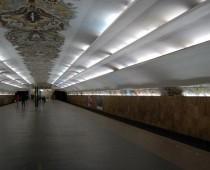 Станция московского метро «Минская» откроется в 2016 году