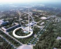 Колесо обозрения высотой 135 метров построят в парке на ВДНХ
