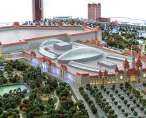 Первую очередь парка развлечений «Остров мечты» в Москве запустят в 2017 году