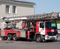 До конца 2018 года в Москве создадут 10 новых пожарных депо