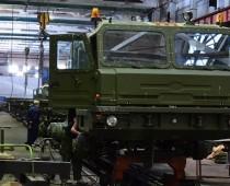 «Алмаз – Антей» удвоил производство специальных колёсных шасси