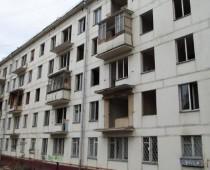 В Москве осталось снести 106 ветхих пятиэтажек