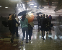 На 3 августа в Москве объявлен оранжевый уровень опасности погоды