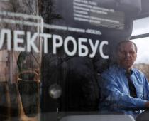 В Москве начали тестировать новый российский электробус КАМАЗ