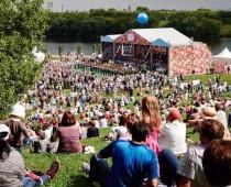 Московский фестиваль «Русское поле» посетили около 200 тысяч человек
