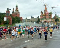 Московский марафон станет самым массовым забегом в России
