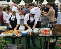Первый сырный фестиваль прошел в Воронеже