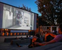 Фестиваль «Московское кино» откроет осенний цикл уличных мероприятий