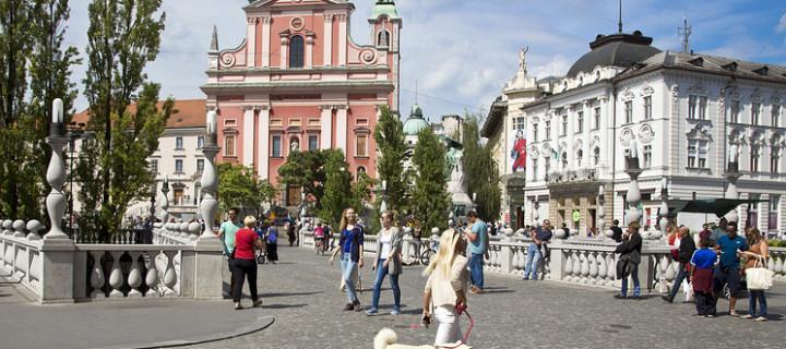 Дни Москвы впервые проходят в Любляне