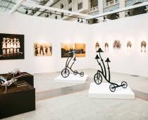 В Москве пройдет ярмарка современного искусства «Cosmoscow»