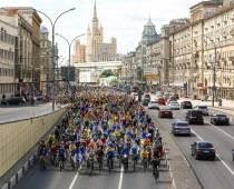 Осенний велопарад пройдет в Москве 24 сентября