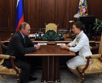 Анна Кузнецова сменила Павла Астахова на посту уполномоченного по правам ребенка