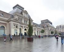 У Павелецкого вокзала построят гостиницу на 440 номеров