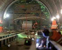 В Москве началось строительство второго участка нового «кольца» метро