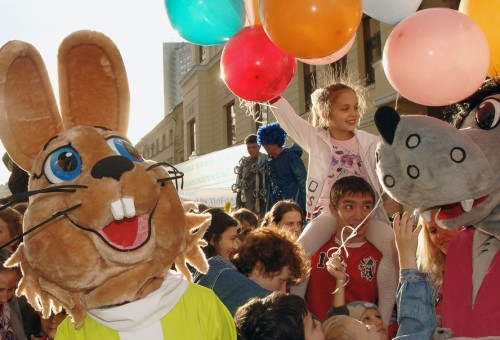 Москва готовится принять Большой фестиваль мультфильмов