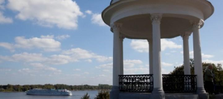 Международный туристический форум Visit Russia проходит в Ярославле