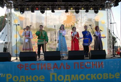Фестиваль песни «Родное Подмосковье» пройдет в Солнечногорске
