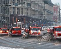 Коммунальные службы Москвы перешли на круглосуточный режим работы