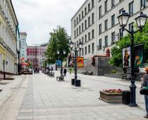 Столешников переулок Москвы вновь стал самой дорогой улицей в России
