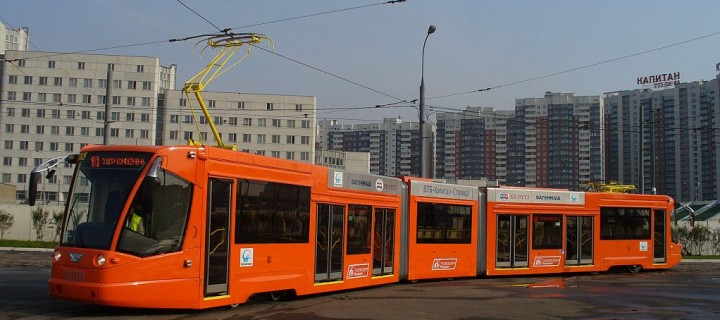 Из городов Подмосковья в столицу пустят скоростные трамваи