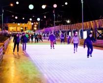 17 ноября в Парке Горького откроется стрит-арт-каток