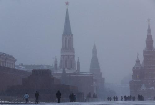 В Москве ожидаются сильные снегопады и метели