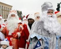 В Воронеже пройдет парад Дедов Морозов