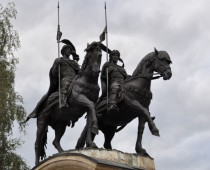 Три московских улицы назовут в честь князей Бориса и Глеба