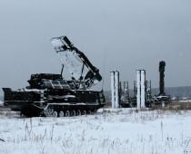 Комплексы С-300 отразили атаку условного противника под Москвой