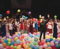 В Воронеже стартовал международный фестиваль «Возьмемся за руки, друзья»