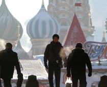 Мороз и солнце ждут москвичей в первый рабочий день нового года
