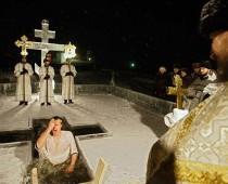 В Москве откроют 60 оборудованных крещенских купелей