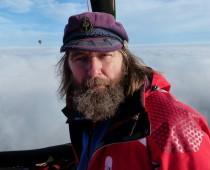 Федор Конюхов установил новый мировой рекорд полета на тепловом шаре