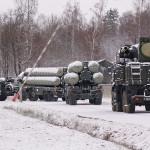 Части ПВО Москвы приведены в высшую боевую готовность
